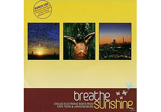 VARIOUS - Breathe Sunshine - (CD)