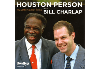 Person, Houston / Charlap, Bill - You Taught My Heart To Sing - (CD)