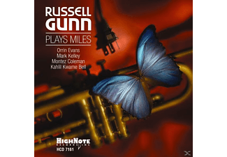 Gunn Russel - Russel Gunn Plays Miles - (CD)
