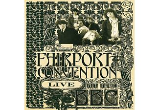 Fairport Convention - Live At The Bbc (4 Cd Box) - (CD)