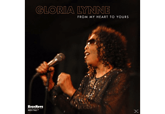 Gloria Lynne - From My Heart To Yours - (CD)