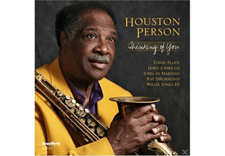 Houston Person - Thinking Of You - (CD)