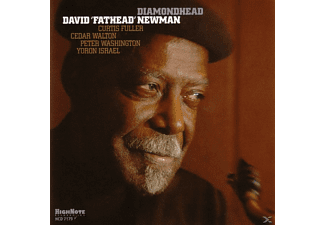 David Fathead Newman - Diamondhead - (CD)