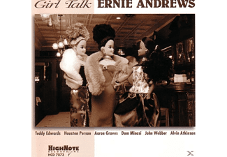 Ernie Andrews - Girl Talk - (CD)