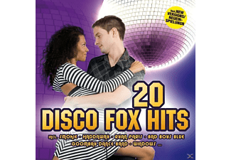 VARIOUS - 20 Discofox Hits - (CD)