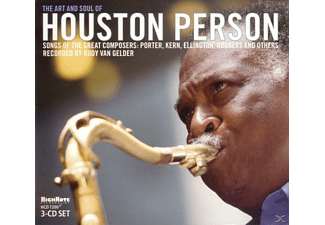 Houston Person - The Art & Soul Of Houston Person [CD]