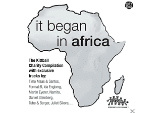 VARIOUS - It Began In Africa - (CD)