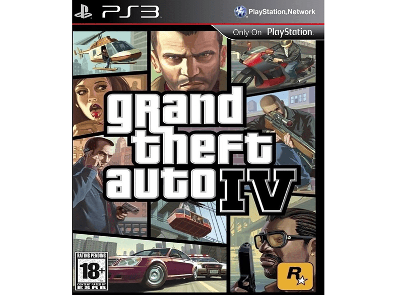 Grand Theft Auto 4 PS3 gaming   offline sony ps3 παιχνίδια ps3 gaming games ps3 games
