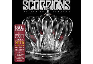 Scorpions - Return to Forever (Premium Ed. + 1 Bonus Track) - (CD)