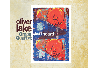Oliver Organ Quartet Lake - What I Heard - (CD)