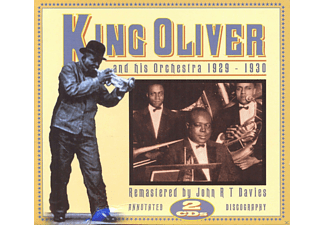 Oliver, King,  And His Orchestra - 1929-1930 - (CD)