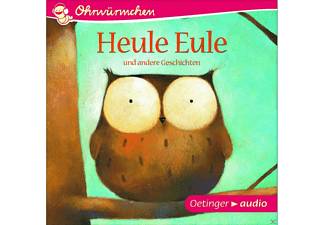 Friester, Paul/Weigelt, Udo - Heule Eule - (CD)