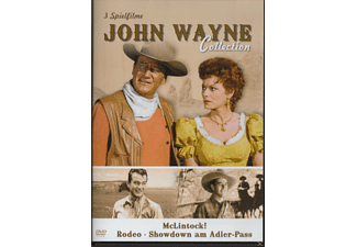 John Wayne Collection - (DVD)