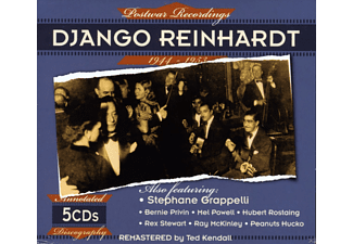 Django Reinhardt - Postwar Recordings 1944 - 1953 - (CD)