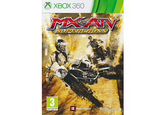 MX vs. ATV Supercross Xbox 360