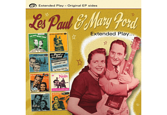 Paul, Les / Ford, Mary - Extended Play... Original Ep Sides - (CD)