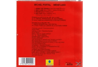 Michel Portal - Men's Land [CD]
