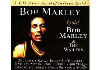 Bob Marley, The Wailers - Definitive Gold [CD]