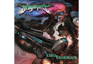 Dragonforce - Ultra Beatdown - (CD)