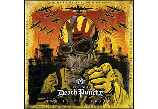 Five Finger Death Punch - War Is The Answer [CD]