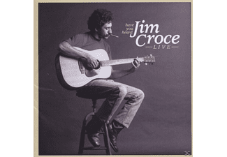 Jim Croce - Have You Heard Jim Croce Live - (CD)