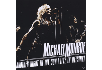 Michael Monroe - Another Night In The Sun/Live In Helsinki - (CD)