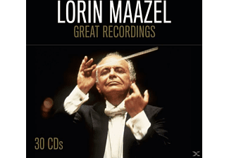 Lorin Maazel - Great Recordings [Box-Set] - (CD)