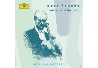Pierre Fournier - Aristocrat Of The Cello - (CD)