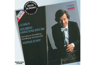 András Schiff - Goldberg-Variationen - (CD)