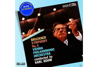 VARIOUS, Karl/wp Böhm - Sinfonie 4 - (CD)