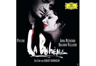VARIOUS, Netrebko,Anna/Villazon,Rolando/+ - La Boheme Ost-Highlights [CD]