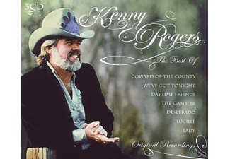 Kenny Rogers - The Best of Kenny Rogers (CD)
