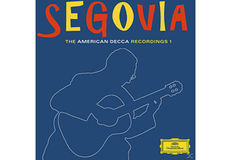 Andrés Segovia - The American Decca Recordings Vol.1 [CD]