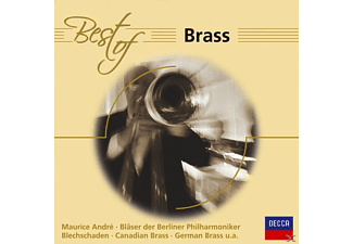 VARIOUS, Philips Jones Brass Ensemble - Best Of Brass [CD]