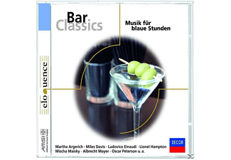 VARIOUS, Miles/einaudi/maisky/peterson/+ Davis - BAR CLASSICS - (CD)