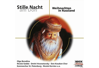 VARIOUS - STILLE NACHT AM DON - (CD)