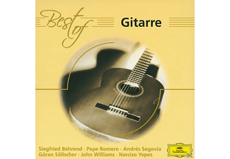 VARIOUS - Best Of Gitarre [CD]
