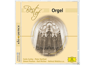 VARIOUS, Curley/Hurford/Preston/Richter/Walcha/+ - BEST OF ORGEL - (CD)