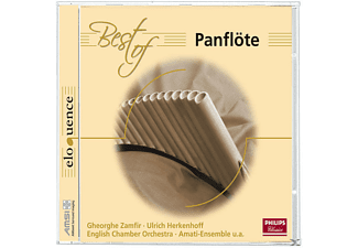VARIOUS, Gheorghe/herkenhoff/echo/+ Zamfir - Best Of Panflöte [CD]