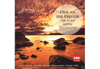 VARIOUS - Ode An Die Freude - Ode To Joy/Best Of Beethoven - (CD)
