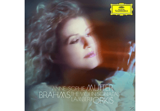 Anne-Sophie Mutter, Anne-sophie Mutter * Lambert Orkis - Violinsonaten - (CD)