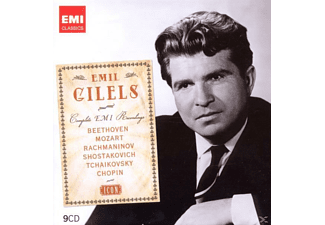 Emil Gilels - Icon: Emil Gilels - (CD)