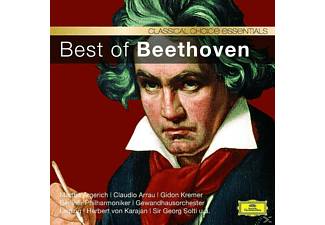 VARIOUS - Best Of Beethoven (Cc) [CD]