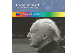 Leopold Stokowski - Stokowski-The Decca Recordings 1965-1972 - (CD)