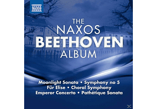 VARIOUS - The Naxos Beethoven Album - (CD)