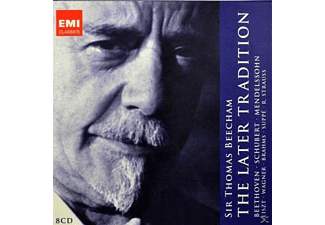 Thomas Beecham - Beecham:The Later Tradition - (CD)