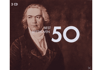 VARIOUS - 50 Best Beethoven - (CD)
