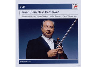 Isaac Stern - Isaac Stern Plays Beethoven-Sony Classical Maste [CD]