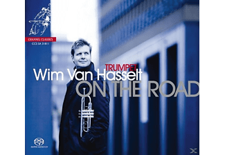 Wim Van Hasselt - On The Road [Hybrid Sacd] - (CD)