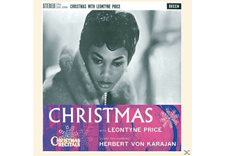 PRICE/KARAJAN/WP, Price,Leontyne/Karajan,Herbert Von/WP - CHRISTMAS WITH LEONTYNE PRICE [CD]